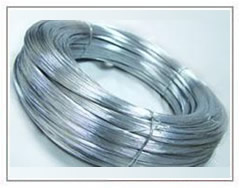 Zn-10%Al-Alloy Coating Iron Wire