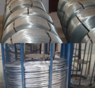Galvanized Steel Wire for Armouring of Power Cables