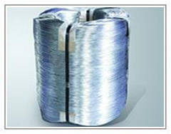 Hot Dipped Galfan Wire