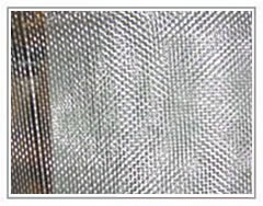 Electro Galvanized Mesh with Square Opening