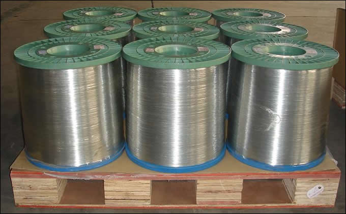 0.64 mm spool wire