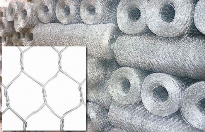 Double Twisted Mesh Grid Reinforcing Mesh